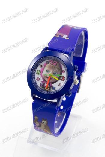 Купить Детские наручные часы Маша и Медведь (код: 13100)