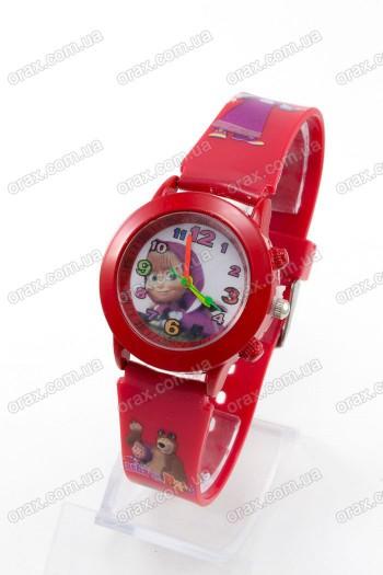Купить Детские наручные часы Маша и Медведь (код: 13101)