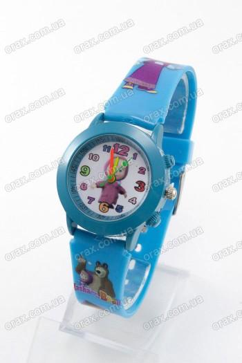Купить Детские наручные часы Маша и Медведь (код: 13102)