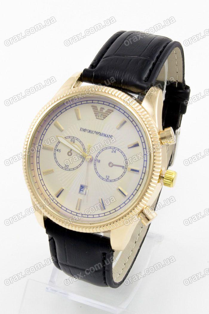 7e125629 Купить Мужские наручные часы Emporio Armani (код: 13140)
