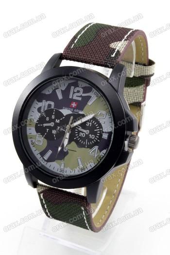 Купить Мужские наручные часы Swiss Army (код: 13144)