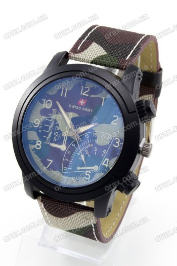 Купить Мужские наручные часы Swiss Army (код: 13146)