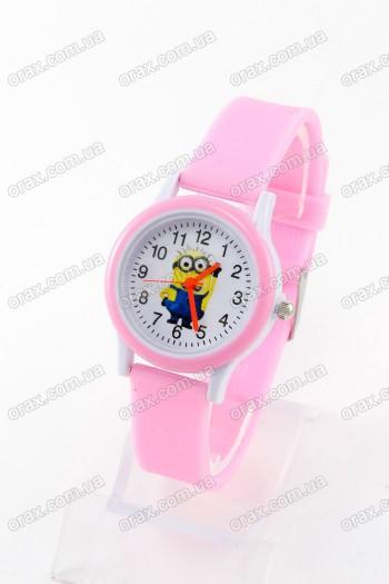 Купить Детские наручные часы Миньоны (код: 13154)