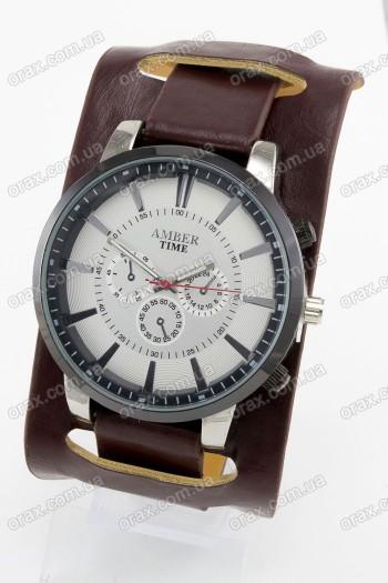 Купить  Наручные мужские часы Amber Time (код: 13224)