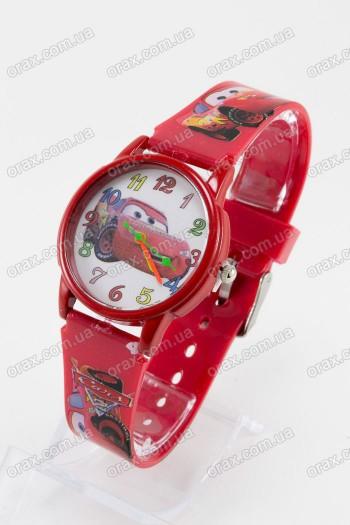 Купить Детские наручные часы Тачки (код: 13265)