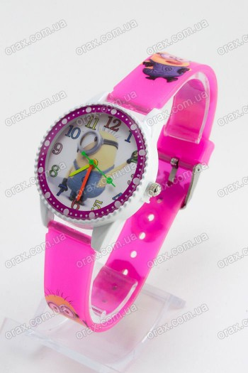 Купить Детские наручные часы Миньоны (код: 13270)