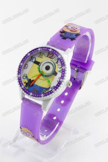 Детские наручные часы Миньоны (код: 13271)