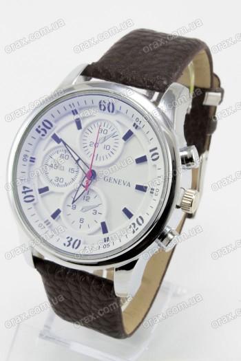 Купить  Наручные мужские часы Geneva (код: 13320)