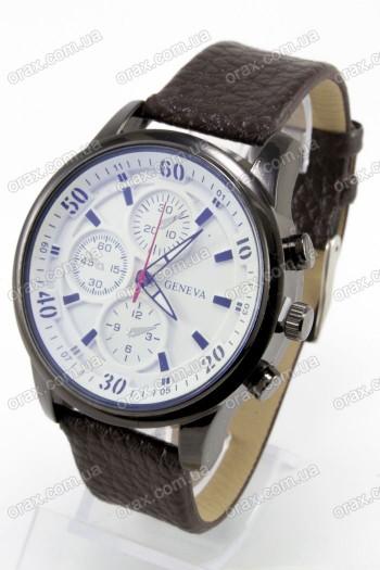 Купить  Наручные мужские часы Geneva (код: 13322)