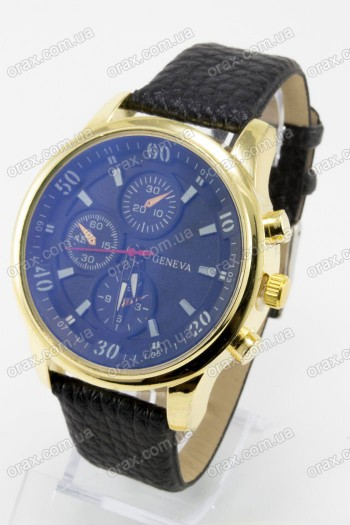 Купить  Наручные мужские часы Geneva (код: 13323)