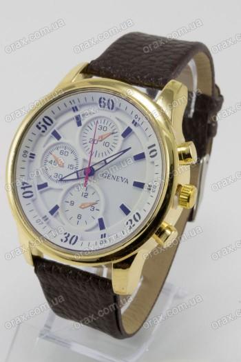 Купить  Наручные мужские часы Geneva (код: 13324)