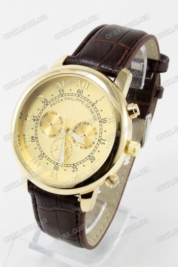 Купить  Наручные мужские часы Patek Philippe (код: 13348)
