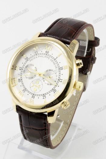 Купить  Наручные мужские часы Patek Philippe (код: 13349)