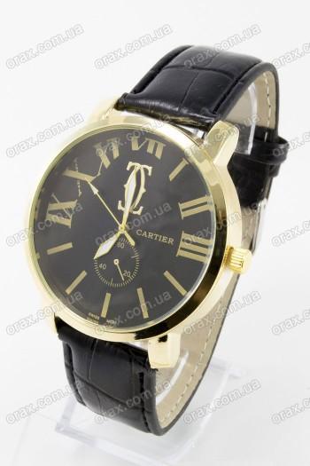 Купить  Наручные мужские часы Cartier (код: 13357)