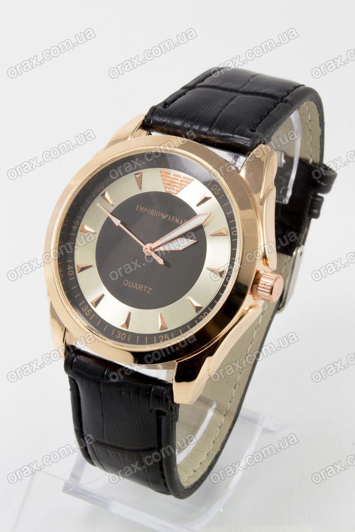 Наручные мужские часы Emporio Armani (код: 13359)