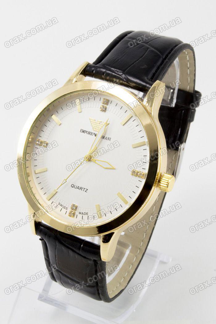 Наручные мужские часы Emporio Armani (код: 13365)