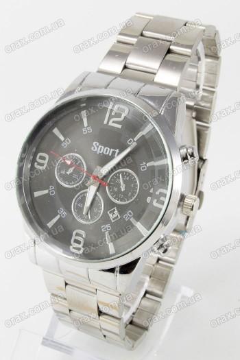 Купить  Наручные мужские часы Sport (код: 13377)