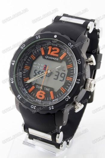 Купить Спортивные наручные часы Quamer (код: 13717)