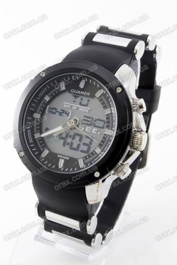 Купить Спортивные наручные часы Quamer (код: 13718)