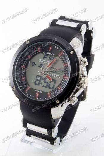 Купить Спортивные наручные часы Quamer (код: 13719)