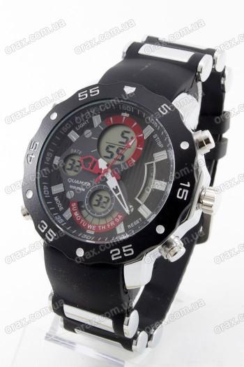 Купить Спортивные наручные часы Quamer (код: 13722)