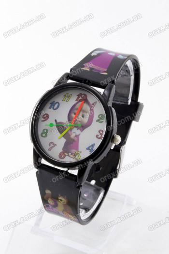 Купить Детские наручные часы Маша и Медведь (код: 13729)