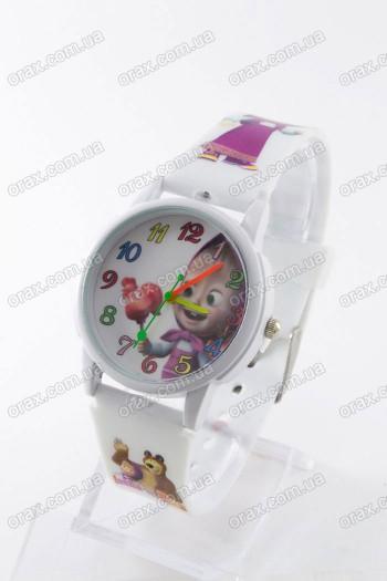 Купить Детские наручные часы Маша и Медведь (код: 13730)