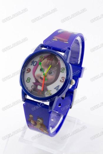 Купить Детские наручные часы Маша и Медведь (код: 13731)