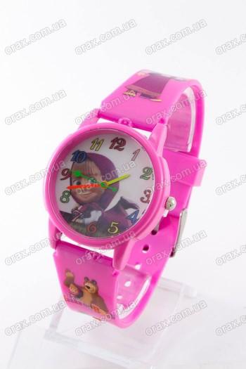 Купить Детские наручные часы Маша и Медведь (код: 13732)