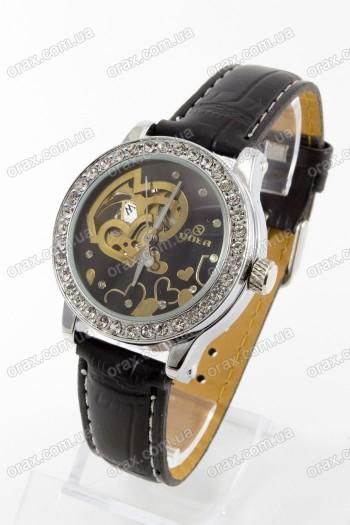 Механические наручные часы Goer (код: 13772)