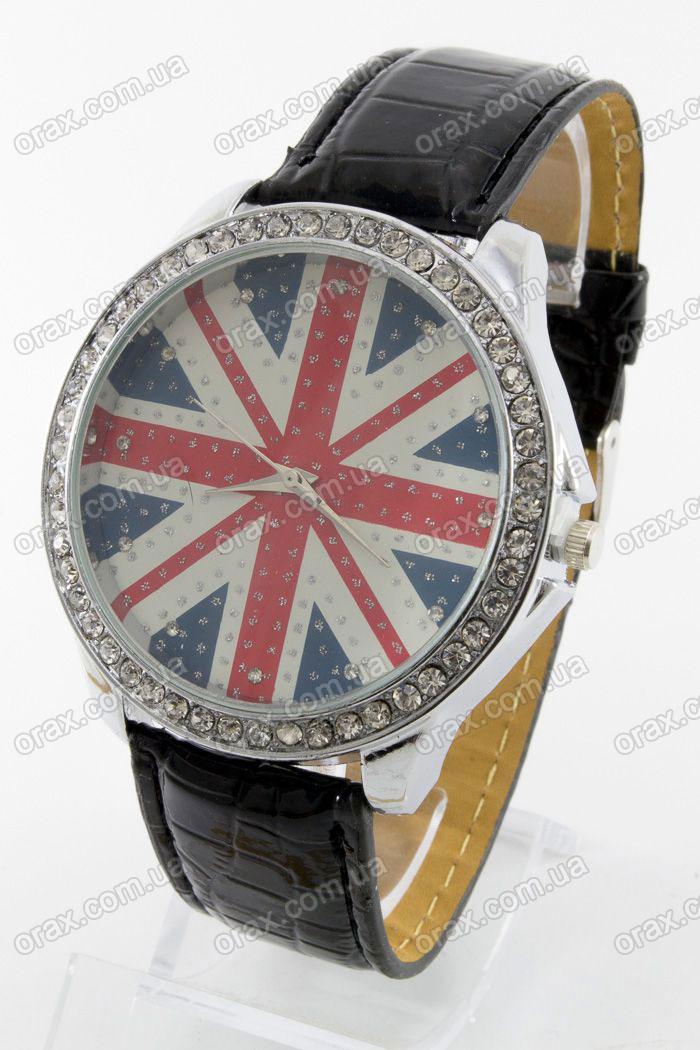 Купить Женские наручные часы Britain Flag (код: 13820)