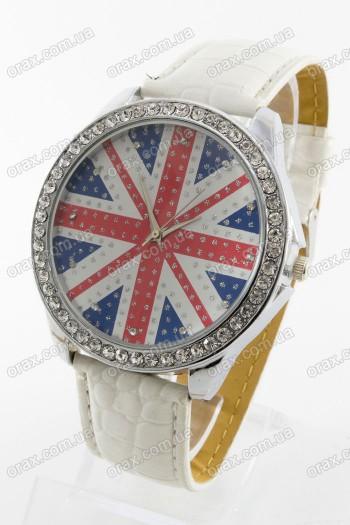 Женские наручные часы Britain Flag (код: 13821)