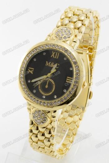 Купить Женские наручные часы M&C (код: 13898)