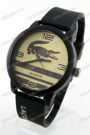 Спортивные наручные часы Lacoste (код: 13903)