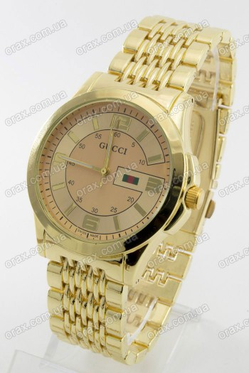 Купить Мужские наручные часы Gucci (код: 13940)
