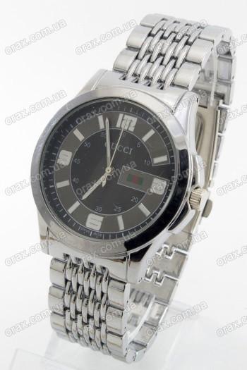 Купить Мужские наручные часы Gucci (код: 13941)