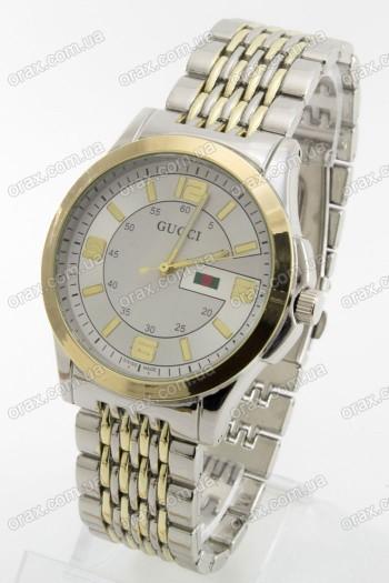 Купить Мужские наручные часы Gucci (код: 13943)