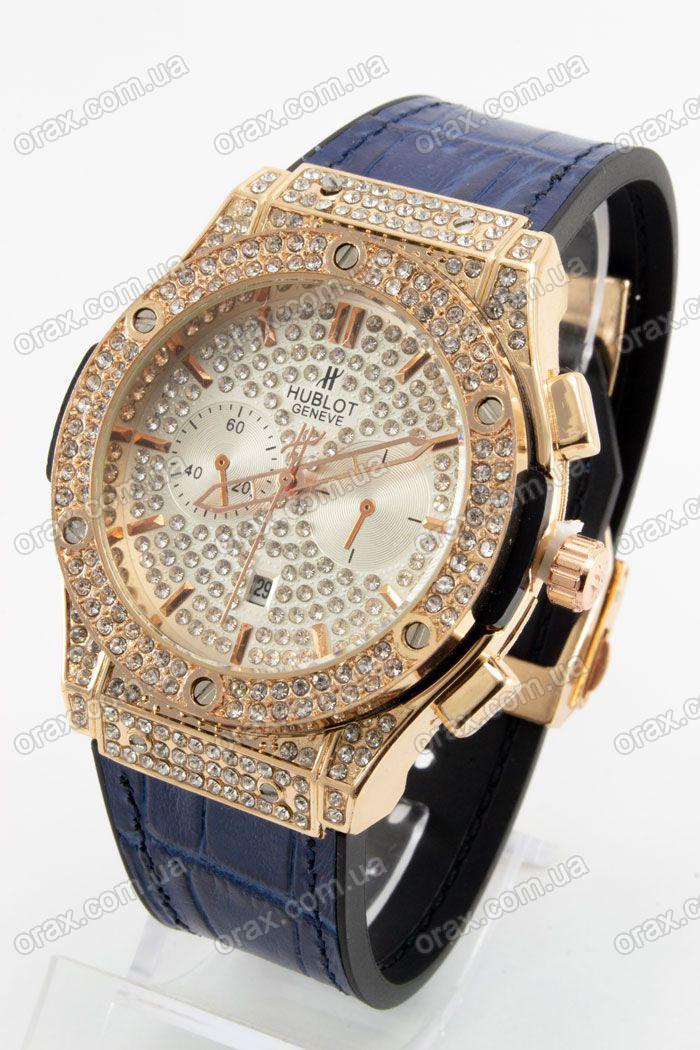 Женские наручные часы hublot classic fusion.