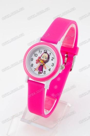 Купить Детские наручные часы Маша и Медведь (код: 14243)