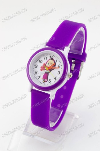Купить Детские наручные часы Маша и Медведь (код: 14244)