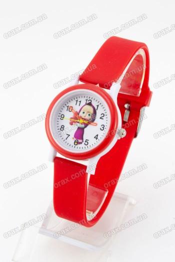 Купить Детские наручные часы Маша и Медведь (код: 14245)