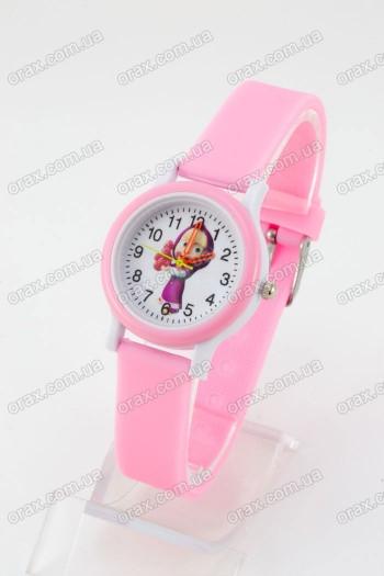 Купить Детские наручные часы Маша и Медведь (код: 14246)