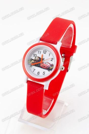 Купить Детские наручные часы Тачки (код: 14257)