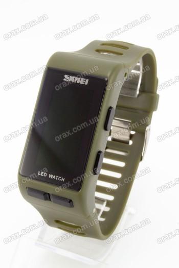 Купить Наручные LED часы Skmei (код: 14279)