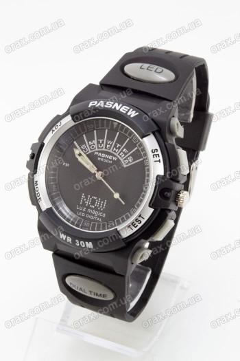 Купить Спортивные наручные часы Pasnew (код: 14280)