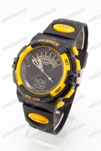 Купить Спортивные наручные часы Pasnew (код: 14281)