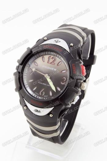 Купить Спортивные наручные часы Pasnew (код: 14284)