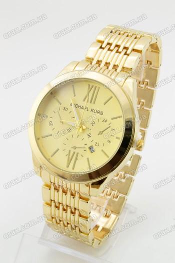 Мужские наручные часы Michael Kors (код: 14377)