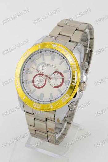 Купить Мужские наручные часы Goldlis (код: 14513)