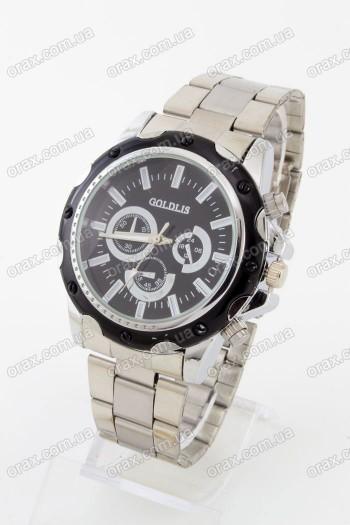 Купить Мужские наручные часы Goldlis (код: 14517)